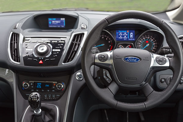 How Does Ecoboost Work >> Ford C-Max EcoBoost Review - A Winning Combination? | carwow
