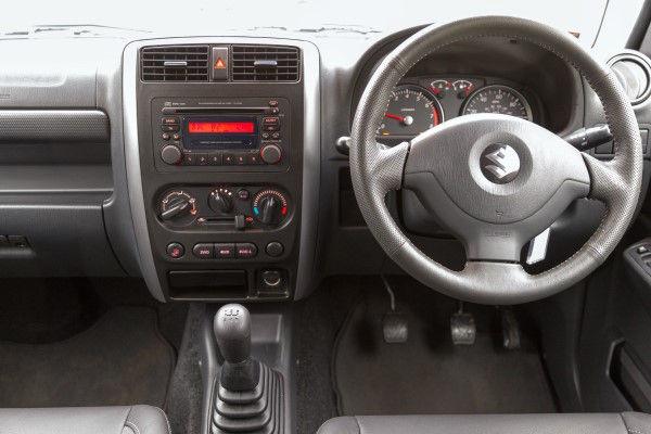 Suzuki Jimny Sz4 Full Uk Road Test Review Carwow