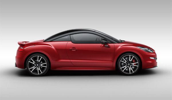 Peugeot RCZ-R side