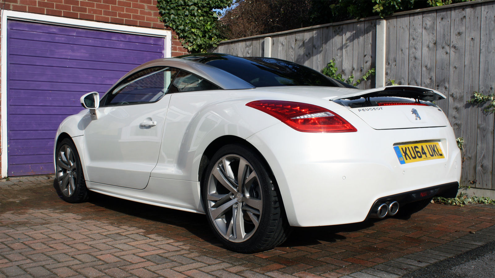 2015 peugeot rcz diesel real world road test carwow. Black Bedroom Furniture Sets. Home Design Ideas