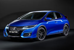 2015 Honda Civic models – first pictures