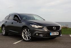 2014 Mazda 6 Tourer UK real world review