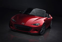 Next Generation Mazda MX-5 Revealed