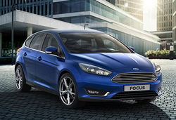 Ford focus main front 2014
