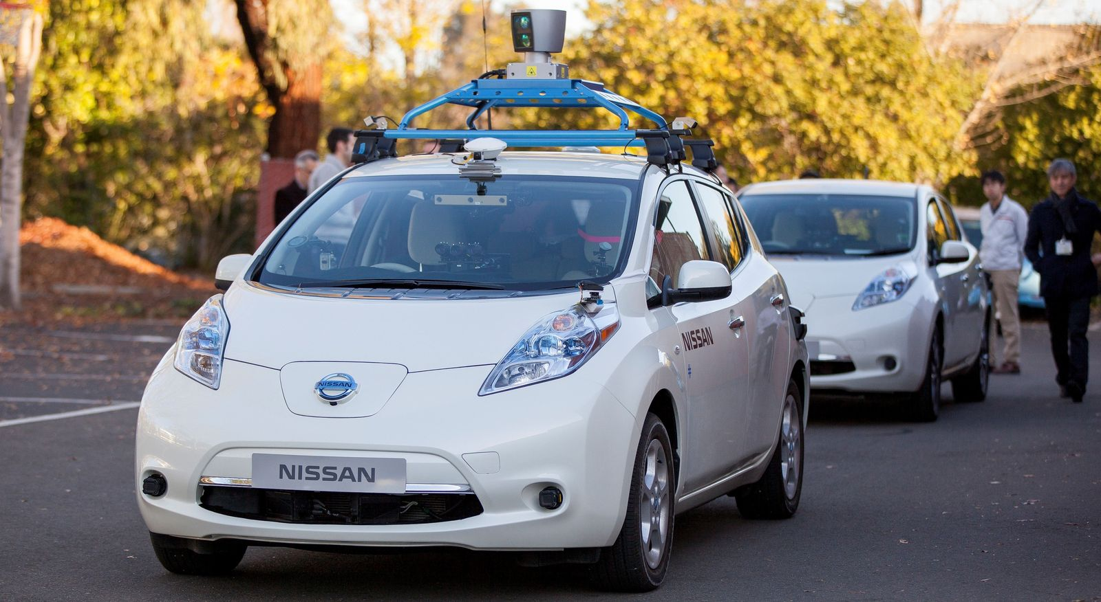 How driverless cars will change driving in the UK | carwow