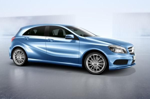 Mercedes a class colour guide 2015 carwow for Mercedes benz c class colours
