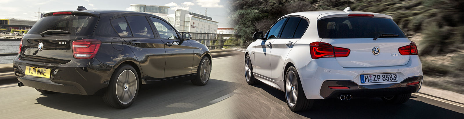 BMW Series Facelift Old Vs New Compared Carwow - Bmw 1 series 2015