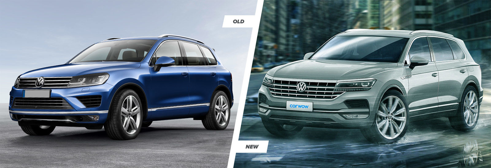 2017 VW Touareg 4x4 SUV price specs release date | carwow