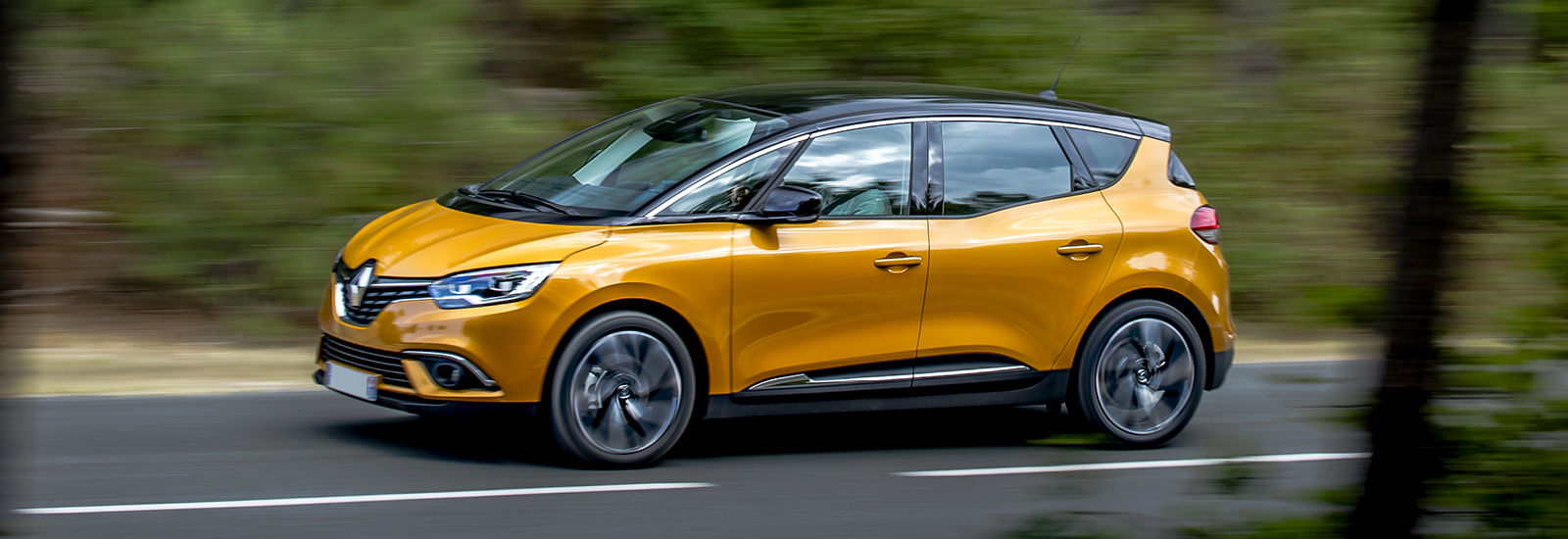 Renault Scenic size and dimensions guide | carwow