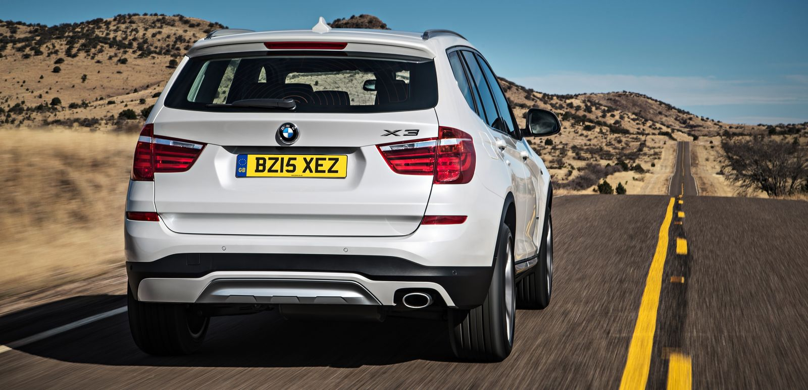 BMW X3 – sizes, dimensions and towing weights | carwow