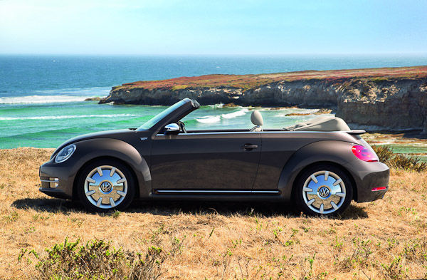 Beetle Cabriolet 70s Edition