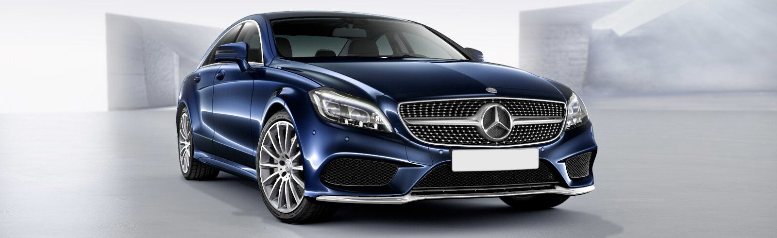 Mercedes cls colours guide and prices carwow for Navy blue mercedes benz
