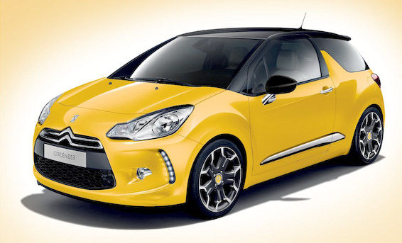 DS3 yellow