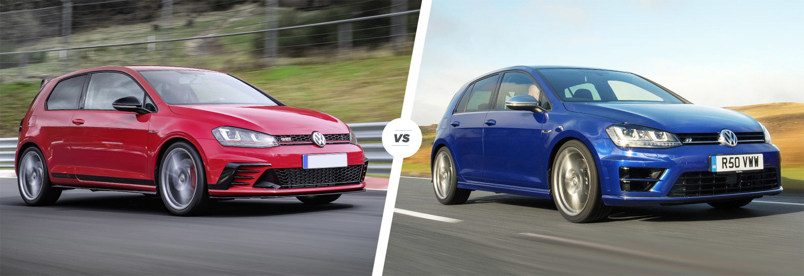 vw golf gti clubsport s vs golf r comparison carwow. Black Bedroom Furniture Sets. Home Design Ideas