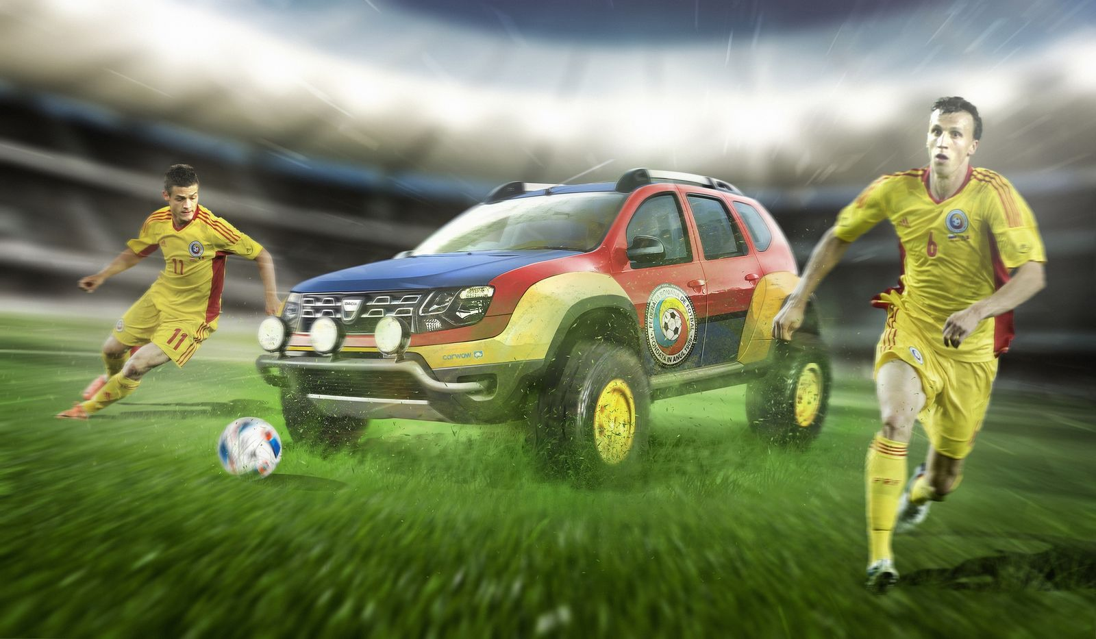 Euro 2016 football cars: what the teams should drive | carwow