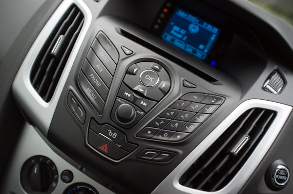 Ford Focus Centre Console