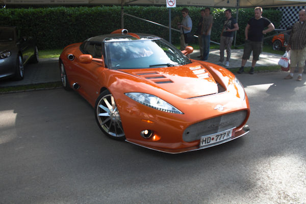 Spyker Goodwood