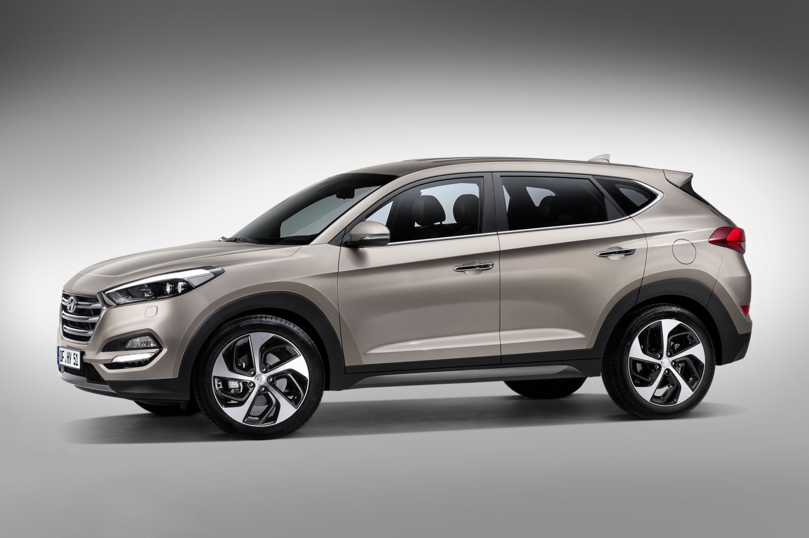 All New 2015 Hyundai Tuscon Will Replace Ix35 First