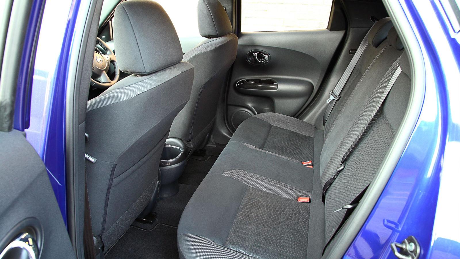 nissan juke interior trunk. internal dimensions nissan juke interior trunk