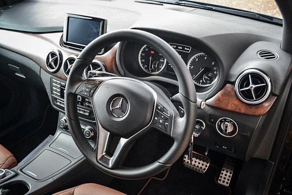 Mercedes B 180