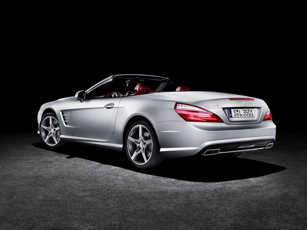 2012 mercedes sl what s different carwow for Different models of mercedes benz