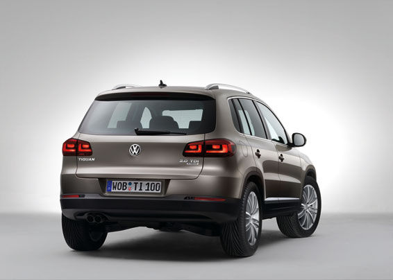 Revised Tiguan back