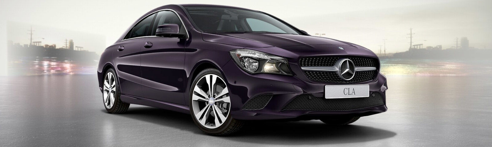 Mercedes cla colours guide and prices carwow for Mercedes benz lightning price