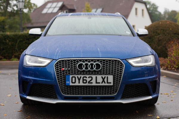 RS4 Front Blue