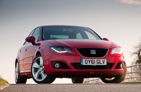 2012 Seat Exeo Facelift Whats Different Carwow