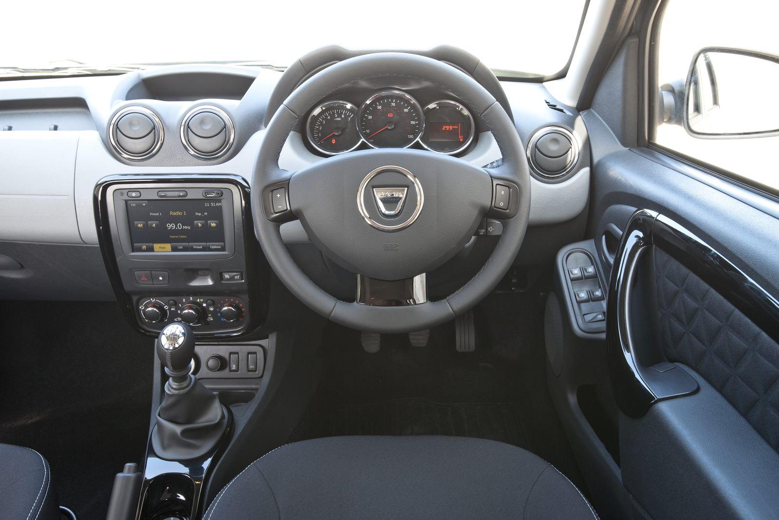 2015 Dacia Duster UK spec unveiled | carwow