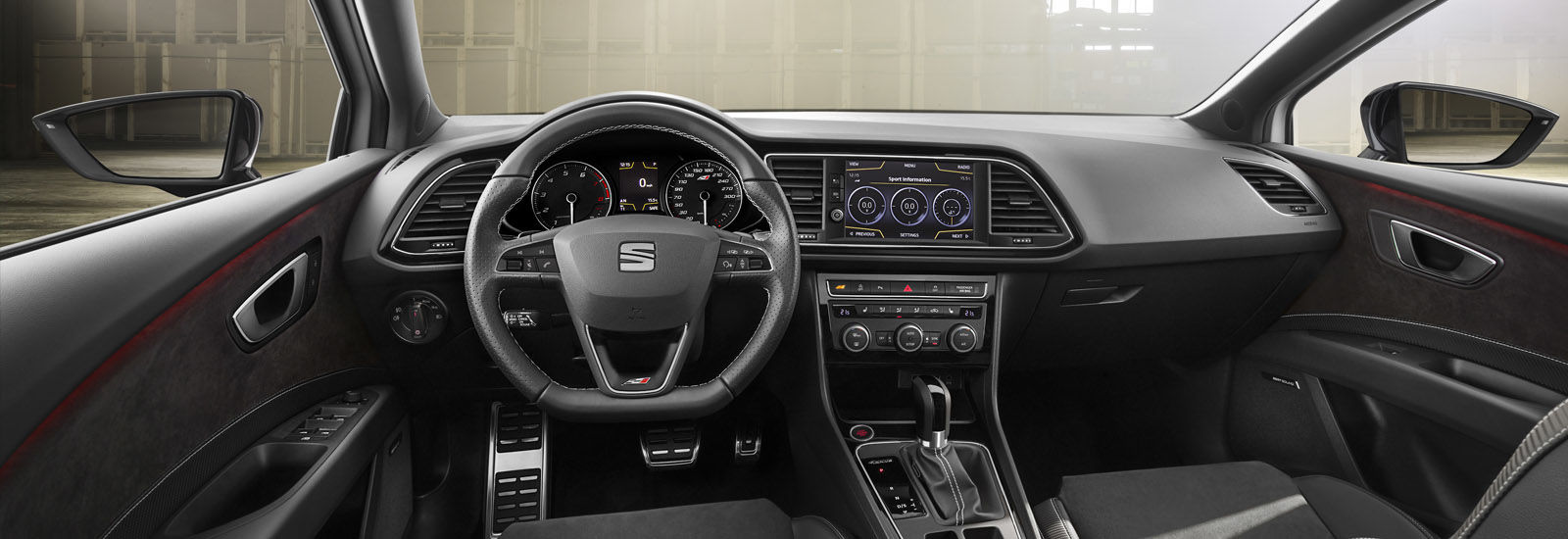 2017 seat leon cupra r price specs release date carwow - Seat leon interior ...