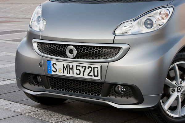 2012 Smart Forwtwo Facelift What S Different Carwow