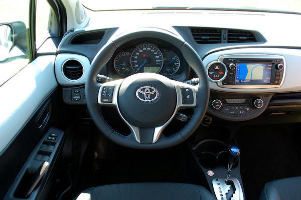 Toyota Yaris Hybrid Uk Review Carwow
