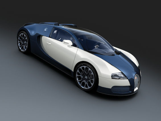 Veyron Royal Blue