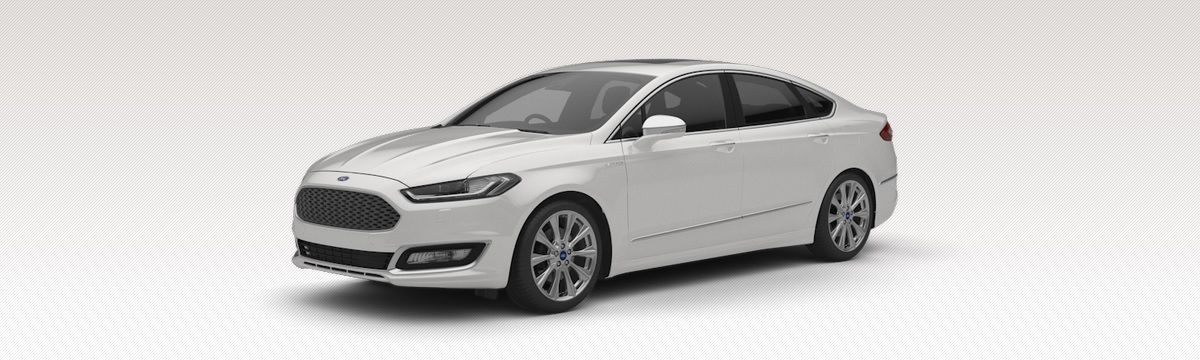 Ford Mondeo 2015 White >> Ford Mondeo Vignale colours guide and prices | carwow