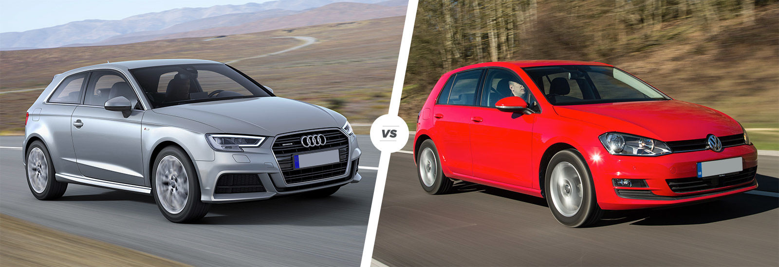 Audi A3 Vs Vw Golf Side By Side Comparison Carwow