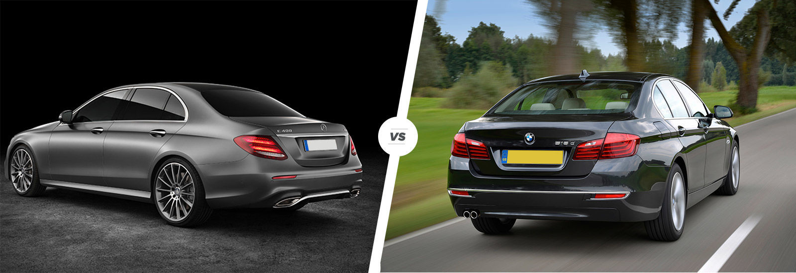 mercedes e-class vs bmw 5 series comparison | carwow