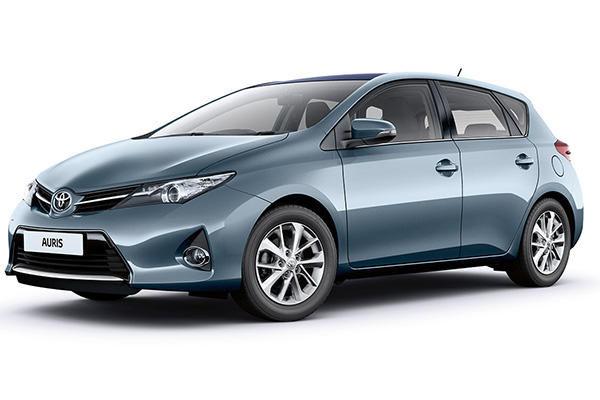 Toyota Auris colour guide 2014 | carwow