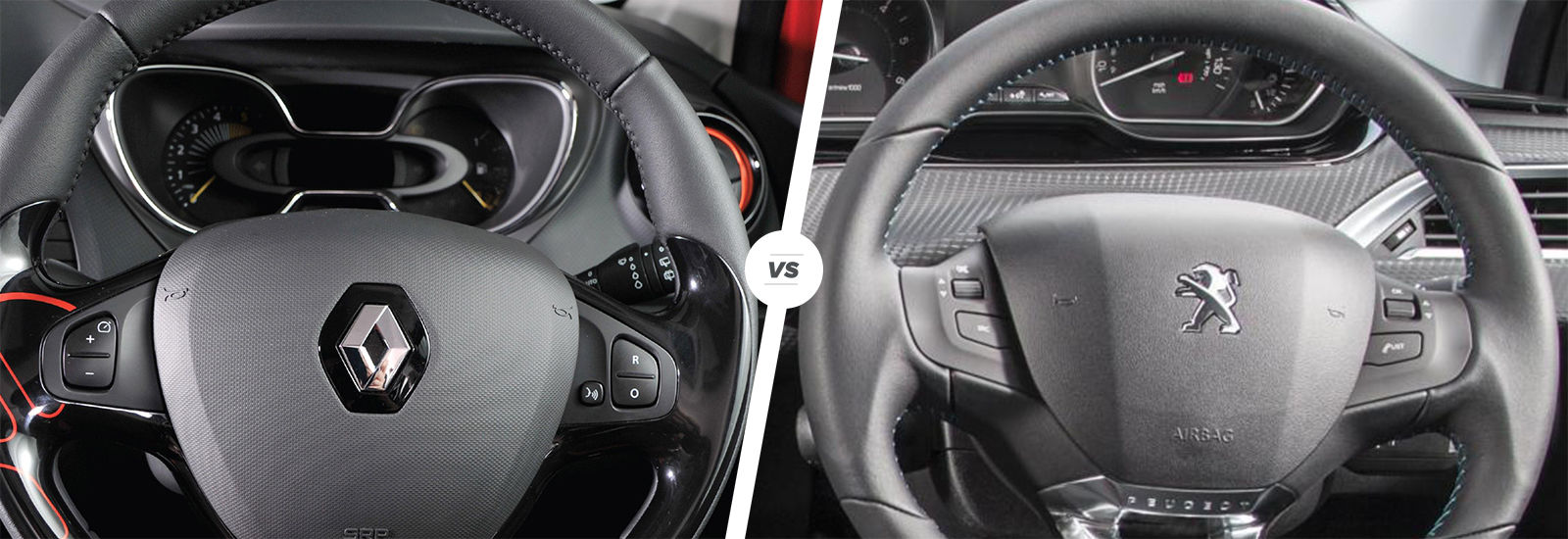 renault captur vs peugeot 2008 comparison | carwow