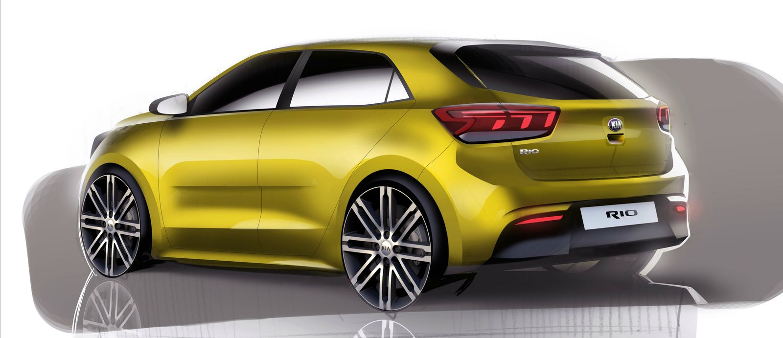 2017 kia rio price specs and release date carwow. Black Bedroom Furniture Sets. Home Design Ideas