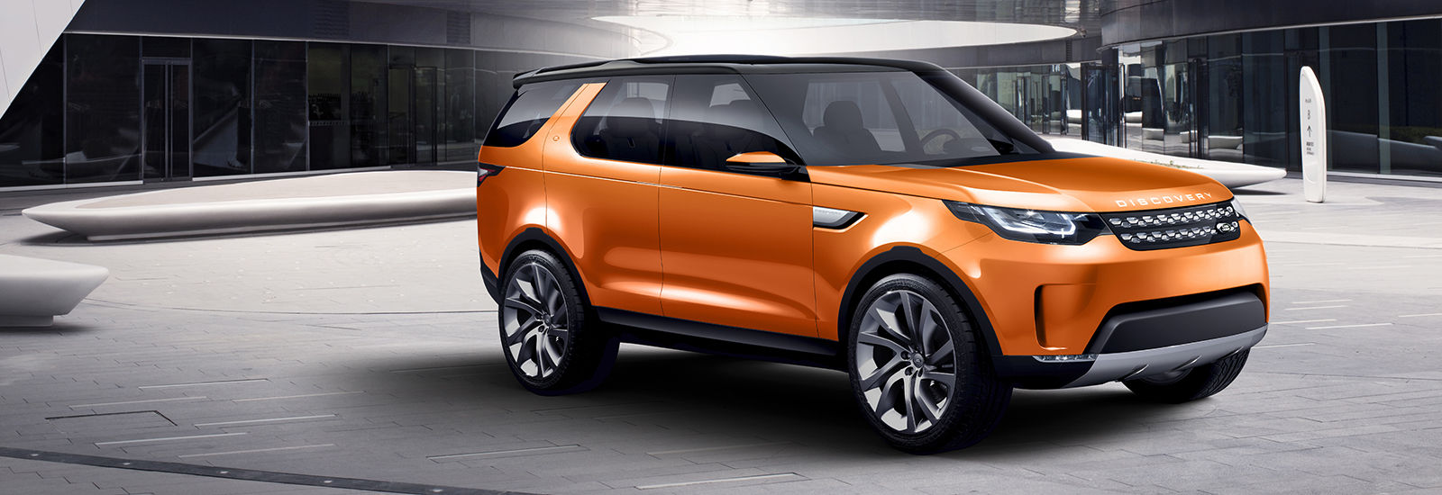 2017 Land Rover Discovery 5 Price Specs Release Date