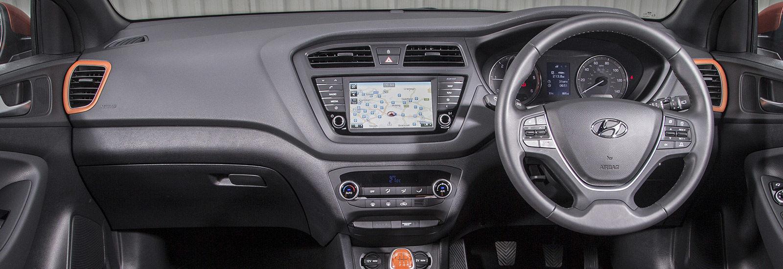 Hyundai I20 Interior Dimensions