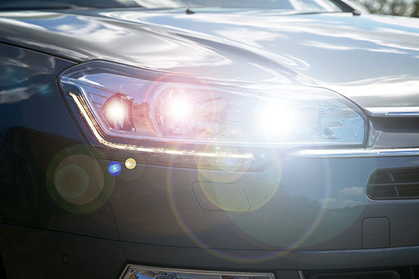 Citroen C5 Tourer Headlight