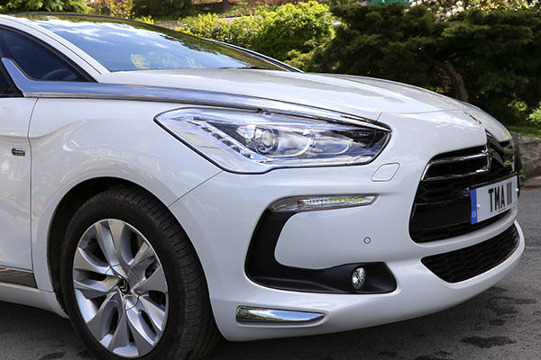 Citroen DS5 Closeup