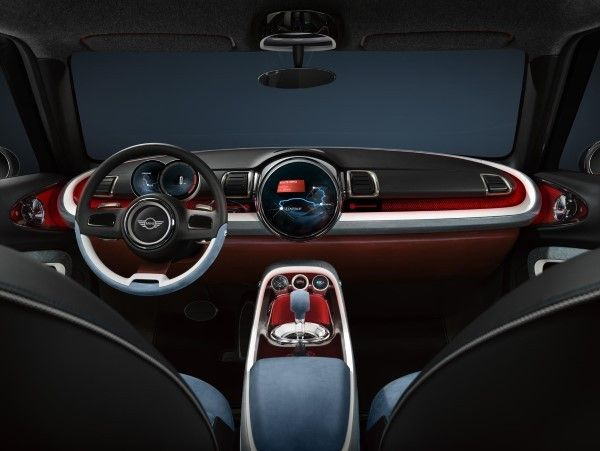 MINI Clubman Concept interior