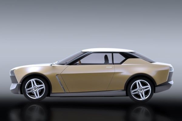 Nissan IDx Freeflow side