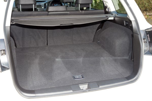 Subaru Outback boot