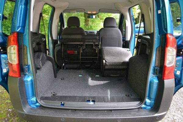2013 peugeot bipper hdi diesel review carwow. Black Bedroom Furniture Sets. Home Design Ideas