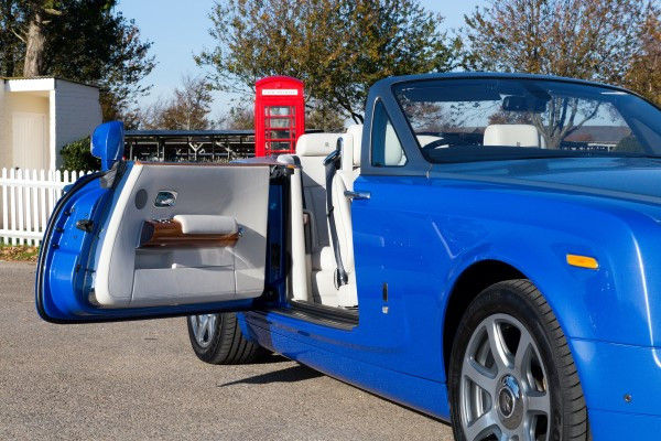 RR Phantom DHC doors