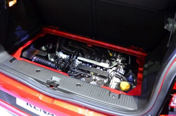 Renault Twingo engine